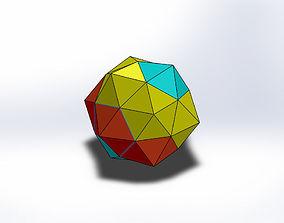 3D print model Icosahedron