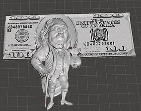 Dollars 3D printable model