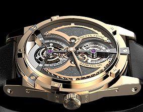 3D model Watch Montre Louis Moinet