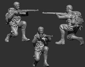 USA SOLDIER 3 3D print model