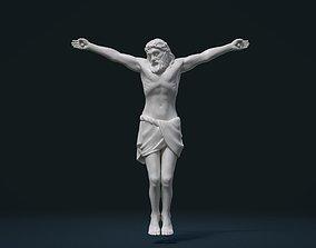 3D print model Crucifixion Jesus Christ