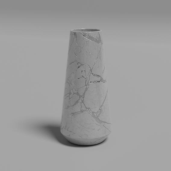 3D Vase Set