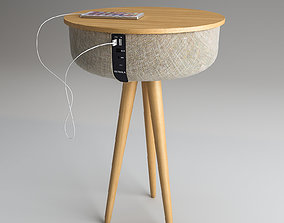 3D Bluetooth Speaker Table by Victrola