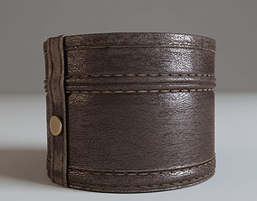 3D Leather box