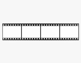 3D Photographic film mockup 02