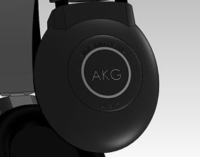 Headphones AKG K512 3D