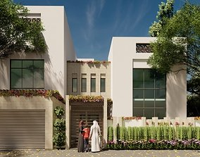 3D print model Luxury Villa Concept
