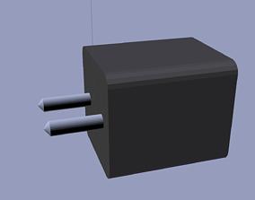 3D asset Charger head