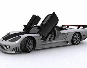 Saleen S7 GT-R 3D model