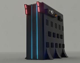 Data Server Unit - 3D model