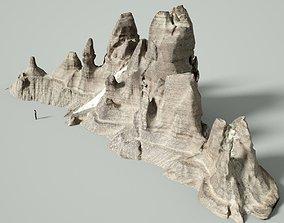 3D asset Mountain Rocks 8
