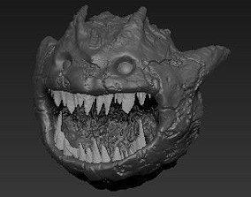 3D printable model Bomb Final Fantasy