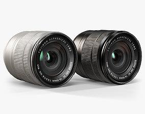 3D model Fujifilm Fujinon XC16-50mm f 3-5 5-6 OIS Lens