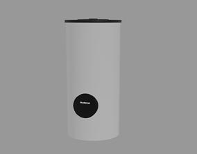 3D print model Hot water tank