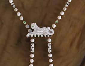 earrings pendant 3D printable model