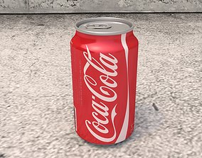 COKE CocaCola 3D model