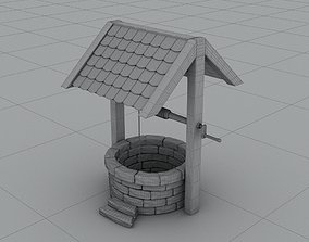 boat Water Well 3D