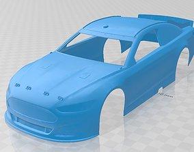 Fusion 2103 Nascar Printable Body Car micro