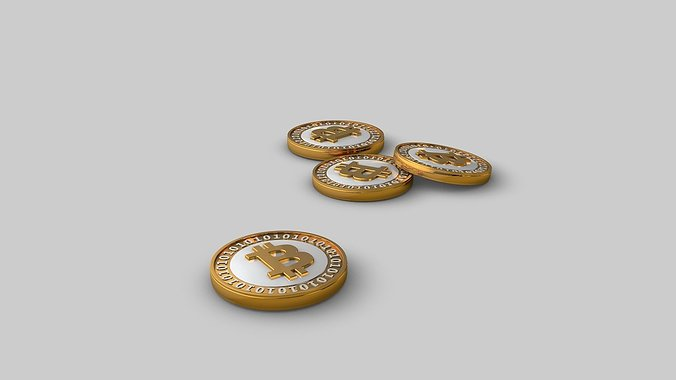 Cryptocurrency: Easy Ways To Earn Bitcoin For Newcomers bitcoin-3d-model-3d-model-obj-3ds-c4d-stl-mtl
