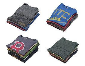 3D T-Shirt Collection