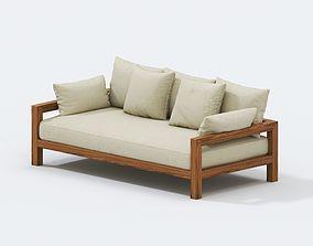 3D model James Perse Furniture - MONTECITO