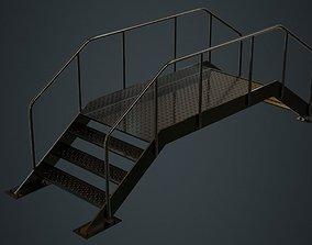 Stair 2A 3D asset