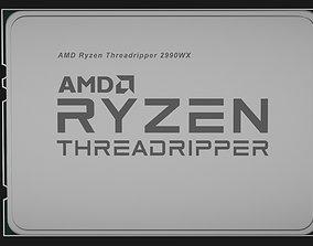 E3D - AMD Ryzen 2990WX Threadripper Processor 2nd Gen