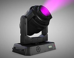 Spotlight 3D asset VR / AR ready
