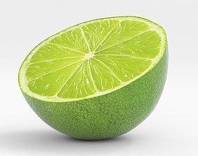 nature 3D Lime half