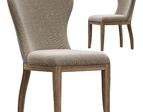 3D model Dantone Home Oxford chair