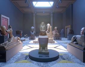 - UE4 - Museum VR - Vol II - Ancient Egypt 3D model