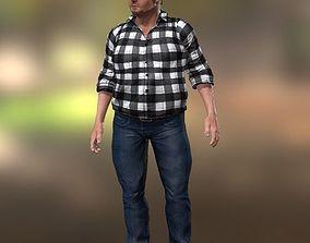 Big boss 3D model