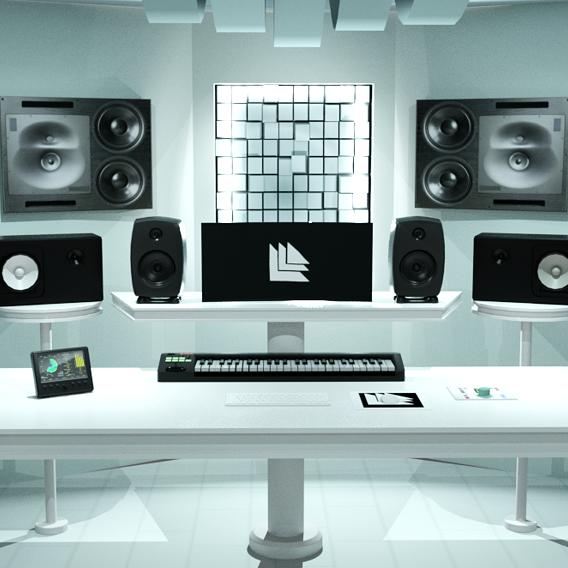 Hardwell Studio-VR project