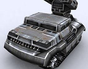 VR / AR ready 3DRT - Sci-Fi Forces - APC AA 2