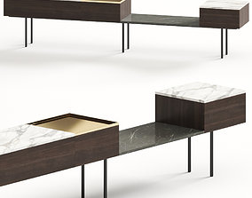 3D Acerbis - Moodboard Console Table