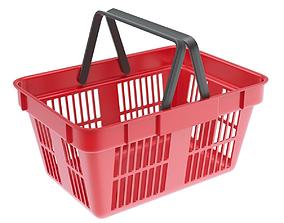 commerce 3D Shopping basket