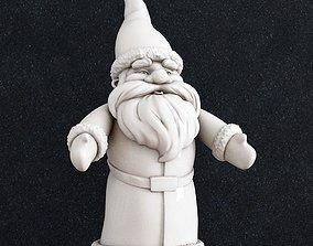 3D print model Santa Claus Christmas