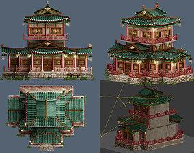pagoda padog 3D