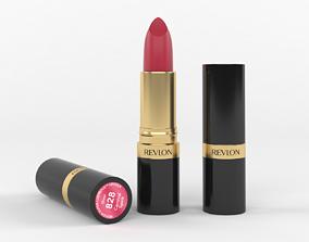 Revlon Super Lustrous Matte Lipstick 3D