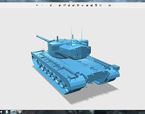 Heavy Tank T 29 3D printable model