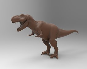 3D printable model Tyrannosaurus Rex
