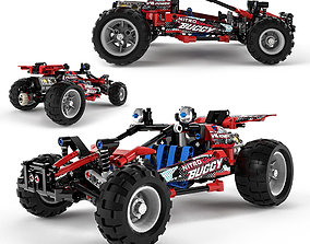 3D model Lego Technic Buggy