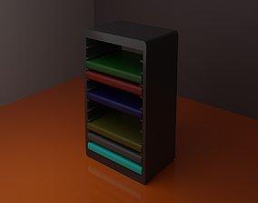 3D print model DVD Storage