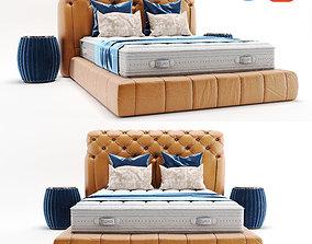 3D Colunex Plaza Bed