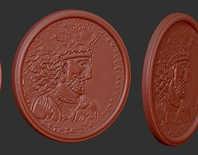safe Coin 3D Model
