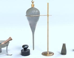 Alchemy tools 3D model