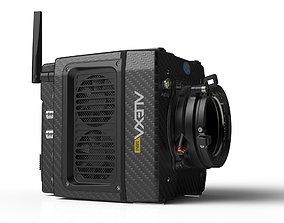 3D ARRI Alexa Mini Camera raw