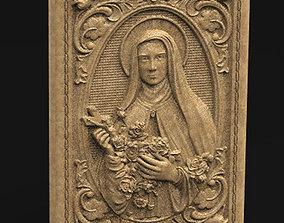 3D print model Saint Therese