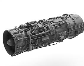 Engine 3D model part