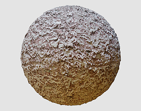 3D Old Stucco PBR Texture